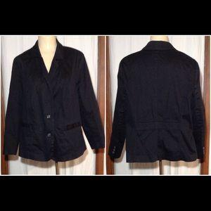 Women's Size 20 Lane Bryant Blazer Jacket